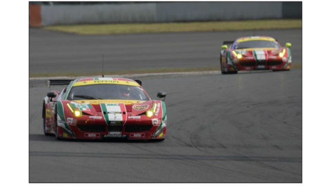 FIA WEC: Fuji, By The Numbers