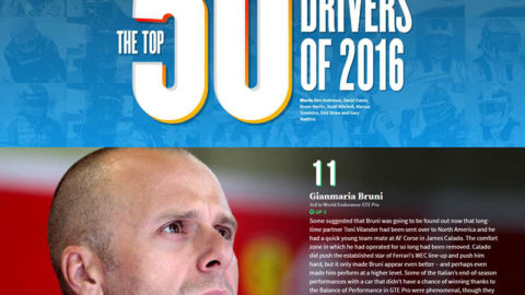 Autosport – The top 50 drivers of 2016