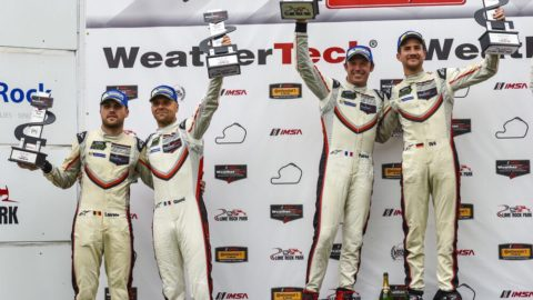 7th round of the IMSA WeatherTech Championship