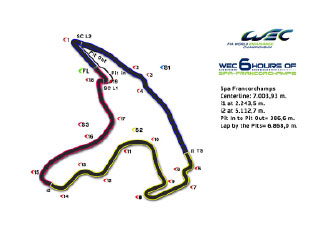 Circuit National de Francorchamps
