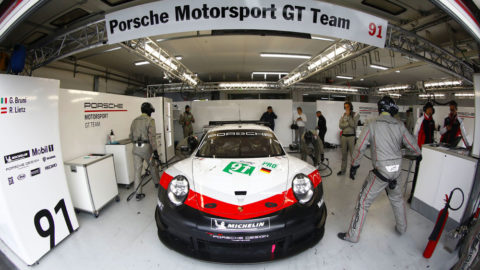 Ideal start to the season for Porsche at the WEC Prologue in France