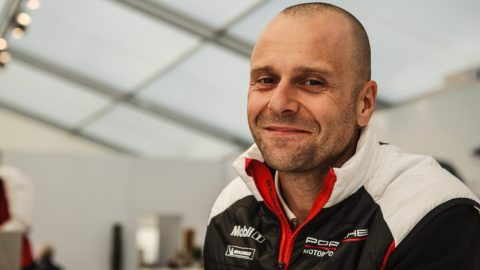 Gianmaria Bruni talks about Porsche