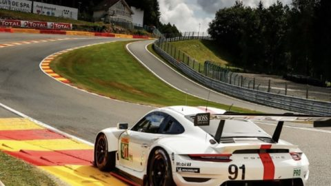 FIA WEC- August 15th 6h of Spa